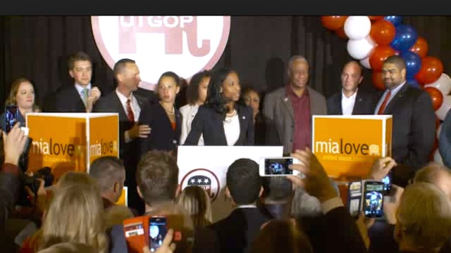 Mia Love, First Black Woman Republican Elected to US Congress Declared Winner