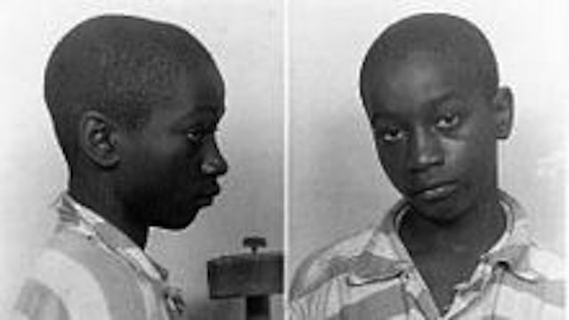 George Stinney prison mugshot in 1944