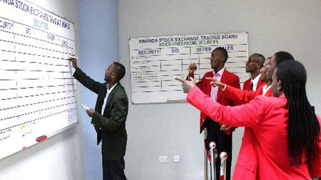 Rwandan Stock Exchange