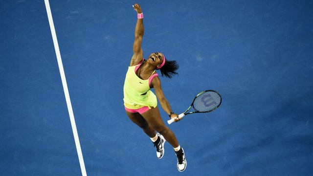 Serena Williams Wins 2015 Australia Open