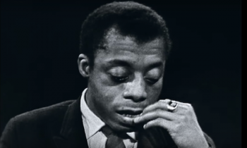 James Baldwin, Black American author and civil rights activist