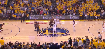 Warriors dominated  Cavs in Game 1 of 2017 NBA Finals