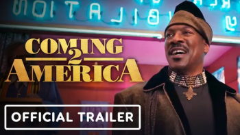 Coming 2 America movie trailer